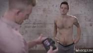 Gay oral cumshot photographs - Dakota payne strip and get fuck by his photographer nick fitt