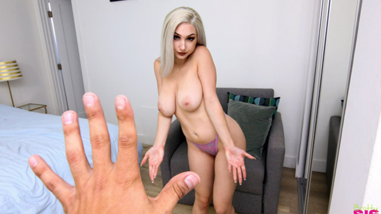"Fucked Up Weird Porn ""am i hot or not?"" ""this is fucking weird"" sex freak step-sis skylar vox"