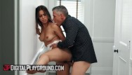 Small tits and big cocks - Digital playground - small tit alina lopez gets pounded by cock till facial