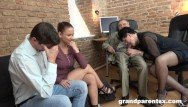 Bizzare sex fantasies - Bizzare interview with perv old couple