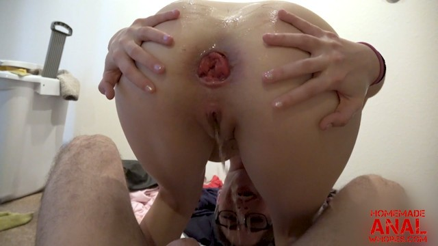 princess jane wilde gapes wide after deep anal sex with big cock