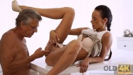 Man nude pic young - Old4k. whore liliane gives old man her hot body