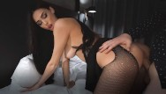Escorts meet - Escort young girl in sexy lingerie fucked in a tight pussy - creampie