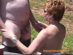Swinger Grannies Want To Fuck And Suck Everybody