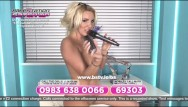 Howee mandel late show penis Danni harwood - babestation catch up late night show