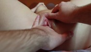 Pussy clit grinding - Lubed pussy massage. explosive orgasm. hot clit massage