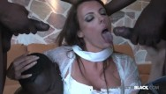 Interracial gangbanging - Private black - busty swiss milf caroline tosca gets dark dicked by 3 bbcs