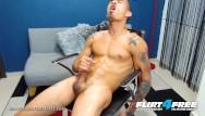 Begging gay sex - Flirt4free - marcus jax - dominating latino stud begs you to make him cum