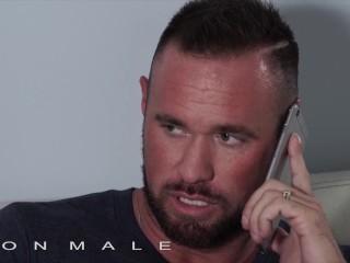 IconMale – Muscular dilf fucks skinny twink