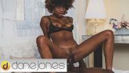 Brazilian black ass Dane jones ebony brazilian luna corazon loves a big black cock orgasm