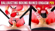 Bdsm cbt diary journal story Ballbusting boxing handjob balls torture ruined orgasm cbt pov era