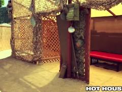 Fit Jocks Go Bareback On Vacation - Hothouse
