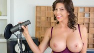 Free big long nipple porn - Vr bangers professional milf singer squirting on microphone vr free porn