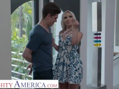 Naughty America Carmen Caliente Likes To Poke Her Married Men