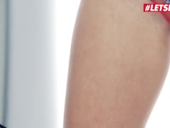 White Boxxx - Wet Pussy Loves Passionate Hardcore Bondage Sex - LETSDOEIT