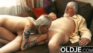 College naked men - Naked college hot student has sex with an ugly old fuck big hard