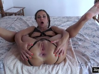 I Beg Him To Cum In My Ass – Deep Anal | Anal Creampie | Ass To Mouth