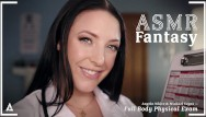 Blowjob fantasies candy vegas - Dr. angela white gives full body physical exam- asmrfantasy