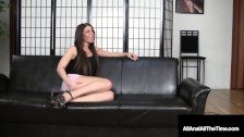 Hot Butt Fucked Mia Gold Gapes Her Tiny Poop Chute & Gets Analized!