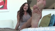 Lesbian anal and foot fetishes Pov foot fetish and femdom videos