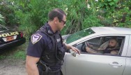 Cop free gay video - Gaywire - muscular bear cop uses his human billy club for justice