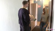 Tiny teen suck big cock Mailman caught german teen tight tini masturbate and seduce fuck