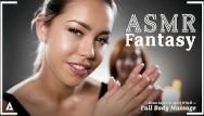 Jeniffer lopez pussy Full body lesbian massage-asmr roleplay fantasy