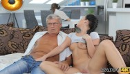 Very old man sperm - Daddy4k. brunette erica black gets sperm of lovers dad on her pretty