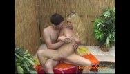 Download hardcore hot movie trailer Hot little blonde gets rammed outside by the pool