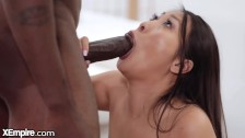 Asian Yoga Instructor Takes Her Client's BBC - XEmpire