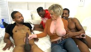 Dick knifes - Hot cougar wife dee williams gets pounded by bbc - cuckold sessions