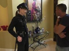 Trans Police Offer Natalie Mars Anal Ravaged - Genderx