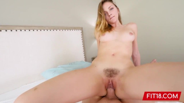 Skinny Teen Macy Meadows Fucks Casting Agent And Squirts All Over Him