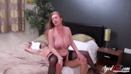 Busty mature clothes videos - Agedlove british mature hardcore video