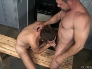 ExtraBigDicks - Max Sargent Gives Jay Donahue His Thick, Meaty Cock