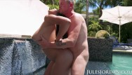 Breast implants and breast examines - Jules jordan - autumn falls natural breast worship