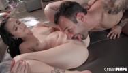 Massage turned into bi blowjob story - Asian babe mi ha doan turns massage into fucking action