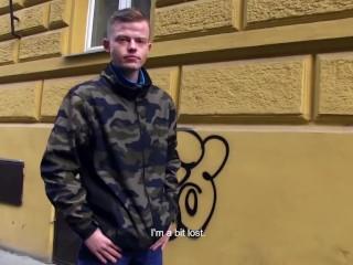 CZECH HUNTER 513 – amateur gay for pay