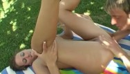 Public sex scene - Sizzling public sex scene in glorious sunshine day