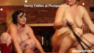 Scrubs carls naked - Two crazy bbws scrub the cleaning guys pipe