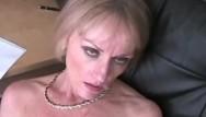 Sexy granny sex - Granny listens while having sex