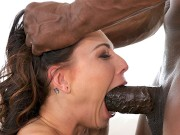 Aidra Fox Gets Pounded By A BBC - Black Meat White Feet