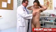 Nvld adult brain damage therapy Dirty gyno medic gives dildo machine therapy to natalia pearl