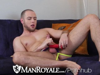ManRoyale Rough Fuck With Big Cock Hunks
