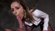 Cave ass ho - Blonde mom ass fucked in a dirty cellar