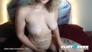 Free natural boobs porn videos - Flirt4free - ariel garx - hot blonde latina w natural boobs fingers pussy