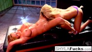 Bridgette neilson nude photos Shyla stylez and bridgette b are a match