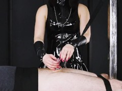 Chastity Femdom Ballkicking - Cock Balls Torment & Demolished Orgasm Cock And Ball Torture | Era