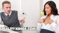 King kong cock Reality kings - lil spinner asian student may thai takes big cock