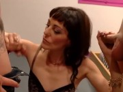 Carla tries her FIRST VAGINAL DP!!!